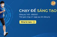 Bộ Khoa học Công nghệ khởi động Giải chạy ảo V-Race 'Chạy để sáng tạo'