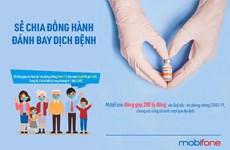 MobiFone giảm cước, hỗ trợ dịch vụ viễn thông khi giãn cách xã hội