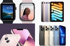 Apple đã giới thiệu những sản phẩm gì trong sự kiện rạng sáng 15/9