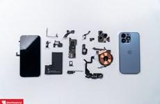 'Giải phẫu' iPhone 13 Pro - Bất ngờ với dung lượng pin siêu lớn