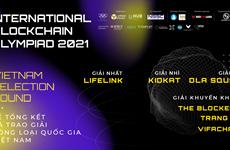 Việt Nam có 6 đại diện tham dự Olympic Blockchain Quốc tế
