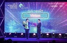 Giải pháp lĩnh vực tài chính-ngân hàng đoạt giải Nhất Viet Solutions
