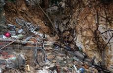 [Photo] Hiện trường thảm khốc của gia đình có 8 người bị chôn vùi