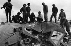 Tái hiện chiến trường Điện Biên Phủ dưới trời thủ đô
