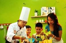 """""""Khi trẻ vào bếp""""- Sân chơi ẩm thực hấp dẫn cho thiếu nhi trở lại"""