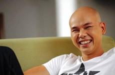 Ca sỹ Phan Đinh Tùng là nhân vật của liveshow Dấu ấn tháng Mười