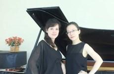 """Đặc sắc đêm nhạc song tấu piano """"Duo Mây & những người bạn"""""""