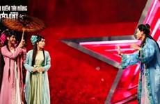 """Kịch cổ trang trở thành """"đặc sản"""" của Vietnam's Got Talent"""