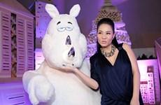 """Mang bầu tháng thứ 6, Thu Minh vẫn ngồi """"ghế nóng"""" Vietnam Idol 2015"""
