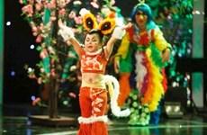 """Vietnam's Got Talent: """"Choáng"""" với tài năng """"tiểu hồ ly""""… 4 tuổi"""