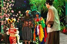 """Vietnam's Got Talent : """"Chuồn Chuồn Giấy"""" nhận vé vớt vào chung kết"""