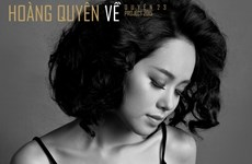"""Hoàng Quyên: """"Về"""" bên Lê Minh Sơn để là """"cô gái thơ ngây"""" làng nhạc?"""