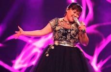 """Hà Trần """"choáng váng"""" trước… Jennifer Hudson của Vietnam Idol"""