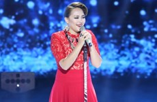 Liveshow 3 Giọng hát Việt: Rapper tài năng Kimmese bất ngờ bị loại