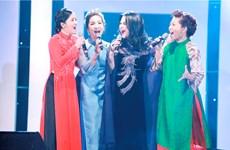 [Photo] 4 Diva làng nhạc Việt hát lần đầu tiên ở Hà Nội