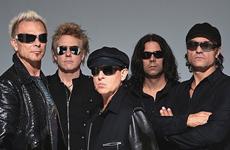 Scorpions đến Việt Nam biểu diễn Monsoon Music Festival 2016