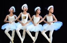 """Đã tìm ra 30 diễn viên ballet Việt nhí cho vở diễn """"Kẹp hạt dẻ"""""""