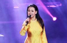 Khánh Ly lần đầu tiên hát Ca khúc Da vàng tại Sài Gòn sau 41 năm