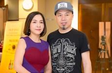 """Mỹ Linh hát rock cùng Ngũ cung trong """"Countdown Party 2017"""""""