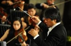 Lần đầu tiên, khán giả nghe hòa nhạc được thử tài làm… nhạc trưởng