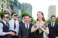 Hồ Ngọc Hà và chồng cũ tái hợp trong MV Tết trên POPS