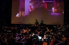 Dàn nhạc giao hưởng trẻ Rhapsody Philharmonic biễu diễn tại IPDay 2017