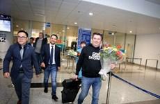 Thủ lĩnh ban nhạc Modern Talking - Thomas Anders đã tới Hà Nội