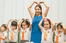 """Sau tour diễn, Mỹ Linh """"tăng tốc"""" mang âm nhạc đến các trường học"""