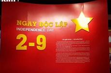 """Trải nghiệm lịch sử chân thực tại cuộc trưng bày """"Ngày Độc lập 2/9"""""""