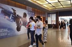 """[Video] Rạp phim Việt sôi động trở lại trước """"bom tấn"""" Tenet"""