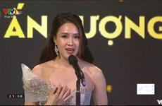 Hồng Diễm, Xuân Nghị giành Diễn viên ấn tượng tại VTV Award 2020