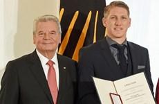 Tổng thống Đức: Ngôi sao thứ tư này có một ánh sáng đặc biệt