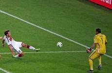 Gotze bất ngờ về giá chiếc giày ghi bàn tại chung kết World Cup 2014