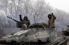 Phó chủ tịch EC: Nga đang vẽ lại biên giới châu Âu bằng vũ lực