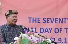 Phó Chủ tịch Quốc hội Bulmahn: Quan hệ Việt-Đức ngày càng bền chặt