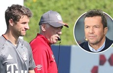 Ancelotti bất ngờ nổi nóng phản bác lại nhận định của Mathaus