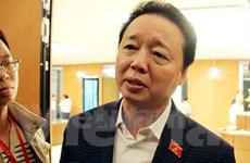 Ông Trần Hồng Hà lý giải việc không đưa Formosa vào 10 sự kiện năm