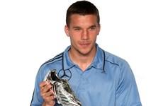 Những hình ảnh đáng nhớ trong màu áo tuyển Đức của Lukas Podolski