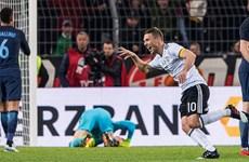 Lukas Podolski: Tất cả đã diễn ra như một bộ phim