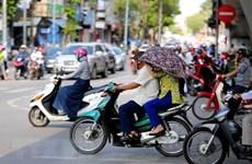 Miền Trung nắng nóng, Đà Nẵng có chỉ số tia UV cực trị gây hại cao