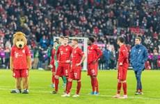 Bundesliga: Trận thua xui xẻo đẩy Bayern xa chức vô địch Mùa Thu