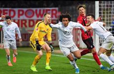 Vòng 16 Bundesliga: Top 3 giằng chân nhau, Bayern trở lại