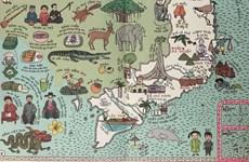 Atlas Bản đồ vẽ tay khổng lồ của 2 tác giả Ba Lan hấp dẫn bạn đọc Việt
