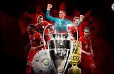 ''Ngũ hổ tướng'' đã cùng Bayern lặp lại kỳ tích ăn ba đầy vinh quang