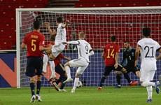Joachim Löw vẫn hài lòng dù tuyển Đức đánh rơi 2 điểm ở phút bù giờ