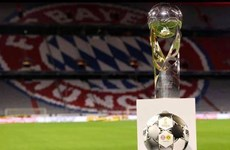 Cận cảnh trận tranh siêu cúp Đức 2020 giữa FC Bayern và BvB Dortmund