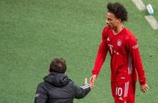 Ngôi sao Leroy Sané đang gặp khó khi hòa nhập với Bayern