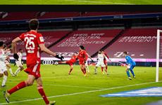 Khoảng khuất sau màn ngược dòng ngoạn mục của Bayern trước Mainz 05