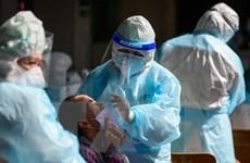 Thái Lan ghi nhận hơn 1.600 ca mắc mới, nhiều nhân viên y tế bị nhiễm