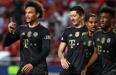 Champions League: Với 3 trận thắng, Bayern Munich khởi đầu hoàn hảo